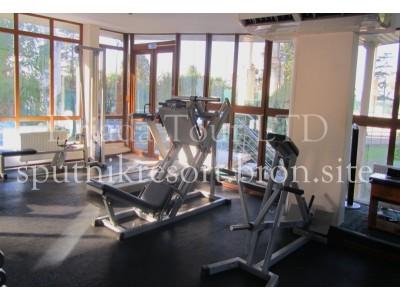 Отель  «ALEAN FAMILY RESORT & SPA SPUTNIK / Спутник Сочи»  ,  спорт и спортивные площадки