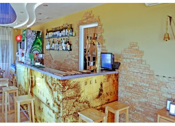 «Cocktail Bar»| Отель  «ALEAN FAMILY RESORT & SPA SPUTNIK / Спутник Сочи»