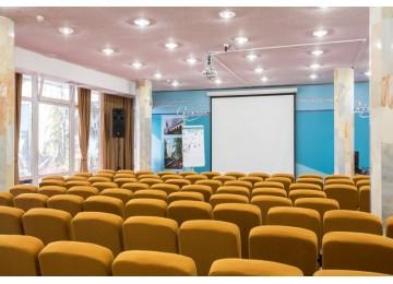 Организация деловых мероприятий  Отель  «ALEAN FAMILY RESORT & SPA SPUTNIK / Спутник Сочи»