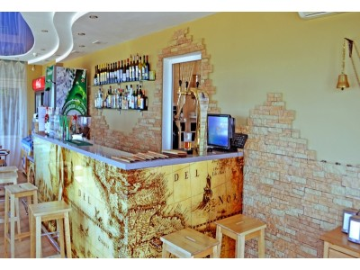 Отель  «ALEAN FAMILY RESORT & SPA SPUTNIK / Спутник Сочи»  , коктейл-бар