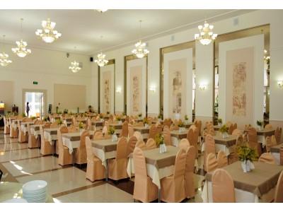 Отель  «ALEAN FAMILY RESORT & SPA SPUTNIK / Спутник Сочи»  , Ресторан «Montvert»