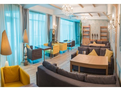 Отель  «ALEAN FAMILY RESORT & SPA SPUTNIK / Спутник Сочи»  , Ресторан «Наутилус»