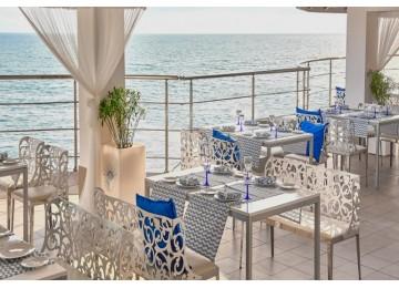 Гастрономический ресторан «Наутилус»  | Отель  «ALEAN FAMILY RESORT & SPA SPUTNIK / Спутник»