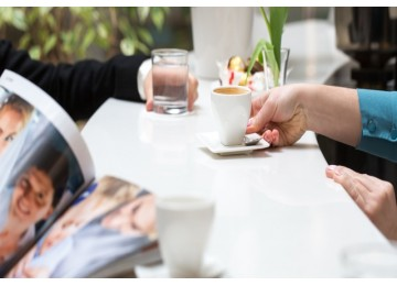 Снек-бар «Le petit café»| Отель  «ALEAN FAMILY RESORT & SPA SPUTNIK / Спутник Сочи»