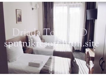 Стандарт 2 местный| Отель Алеан Фэмили Резорт Спутник